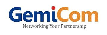 Gemicom Networking IoT Logo